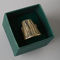 Cathedral of St. Patrick Thimble