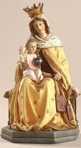 8 Quot O L Of Mt Carmel Statue