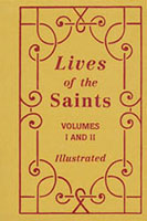 Lives of the Saints Volume I and II-Hardcover