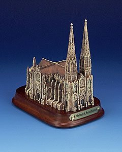 Cathedral on Base Resin