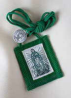 Carmel Brown Scapular