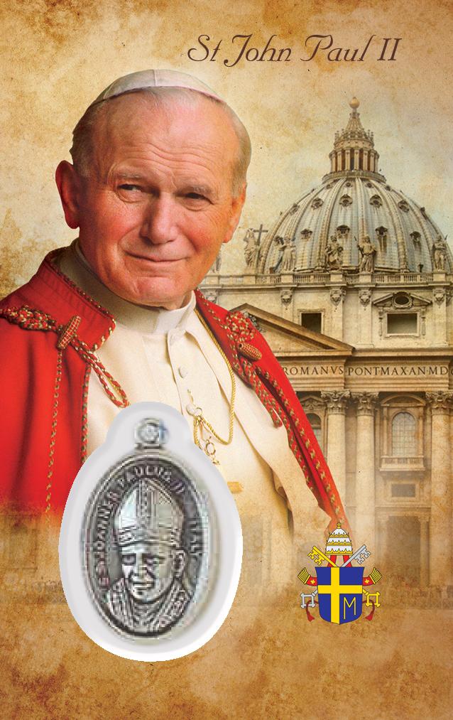 a biography of john paul ii Pope john paul ii, writer: la bottega dell'orefice pope john paul ii was born on may 18, 1920 in wadowice, malopolskie, poland as karol józef wojtyla he was a.