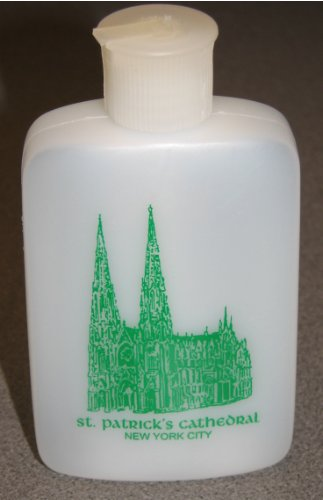 Cathedral Holy Water Bottle.