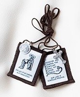 Our Lady of Mercy White Scapular